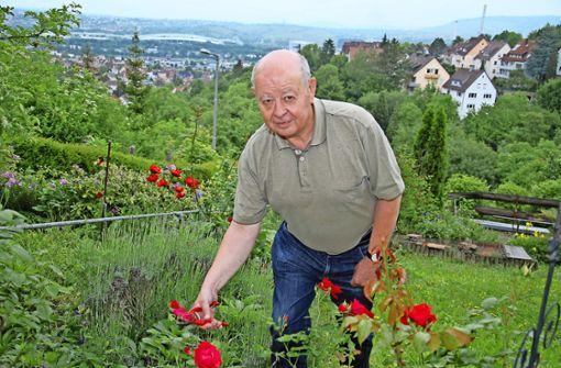 Ein Pensionär mit vielen Ehrenämtern