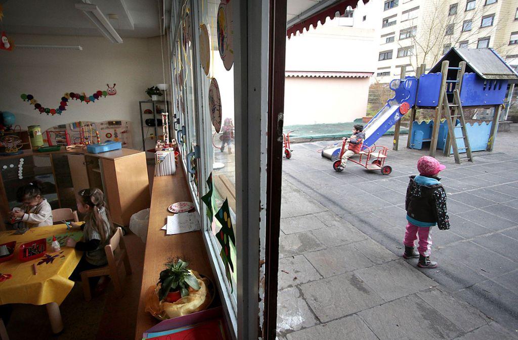 Jedes dritte Kind im Südwesten geht in die Kita. Foto: FACTUM-WEISE