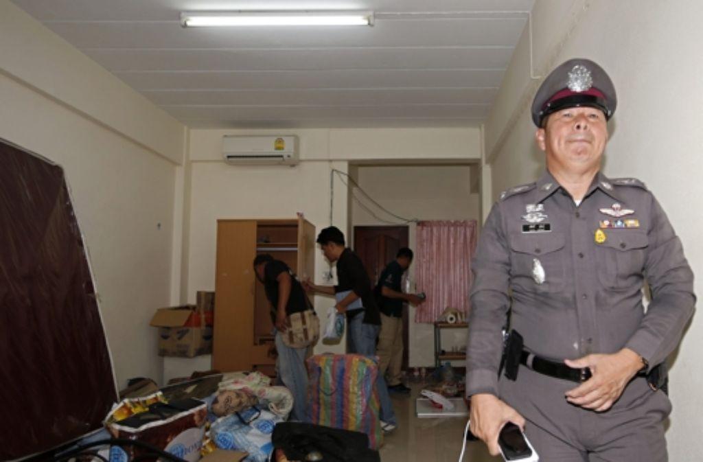 Im Fall der Anschläge von Bangkok tauchen immer neue Details auf. Foto: dpa