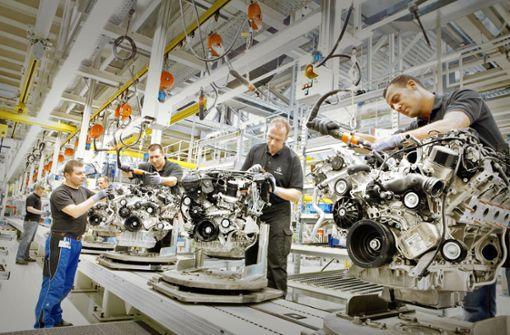 Was der Elektroantrieb für das Werk Untertürkheim bedeutet