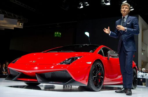 Luxusautohersteller ruft ein Modell zurück