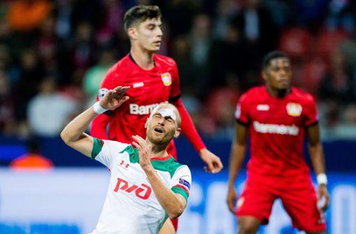 Bayer Leverkusen patzt zum Auftakt