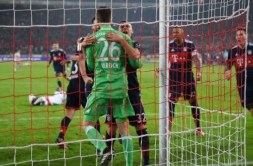 """""""Es war wie früher: VfB verliert und Ulreich ist schuld daran"""""""