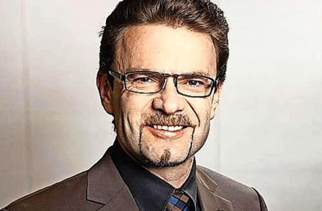 Christoph Jäger stellt sich am 31.Januar in Großerlach zur Wiederwahl. Foto: privat