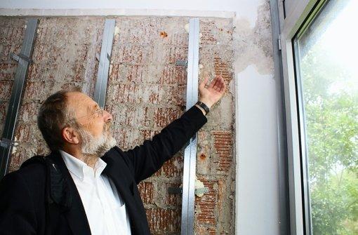 Bei der Suche nach Luftschadstoffen setzt die Stadt auf den fachlichen Rat von Gerhard Volland Foto: Archiv Stefanie Käfferlein