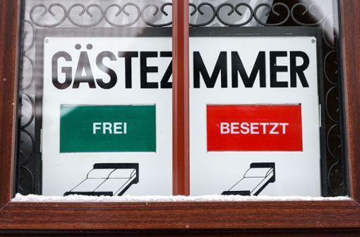 Auch Baden-Württemberg plant Beherbergungsverbot