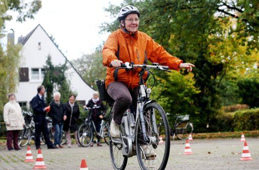 Land fördert kostenlose Trainings für E-Bike-Fahrer mit 800 000 Euro