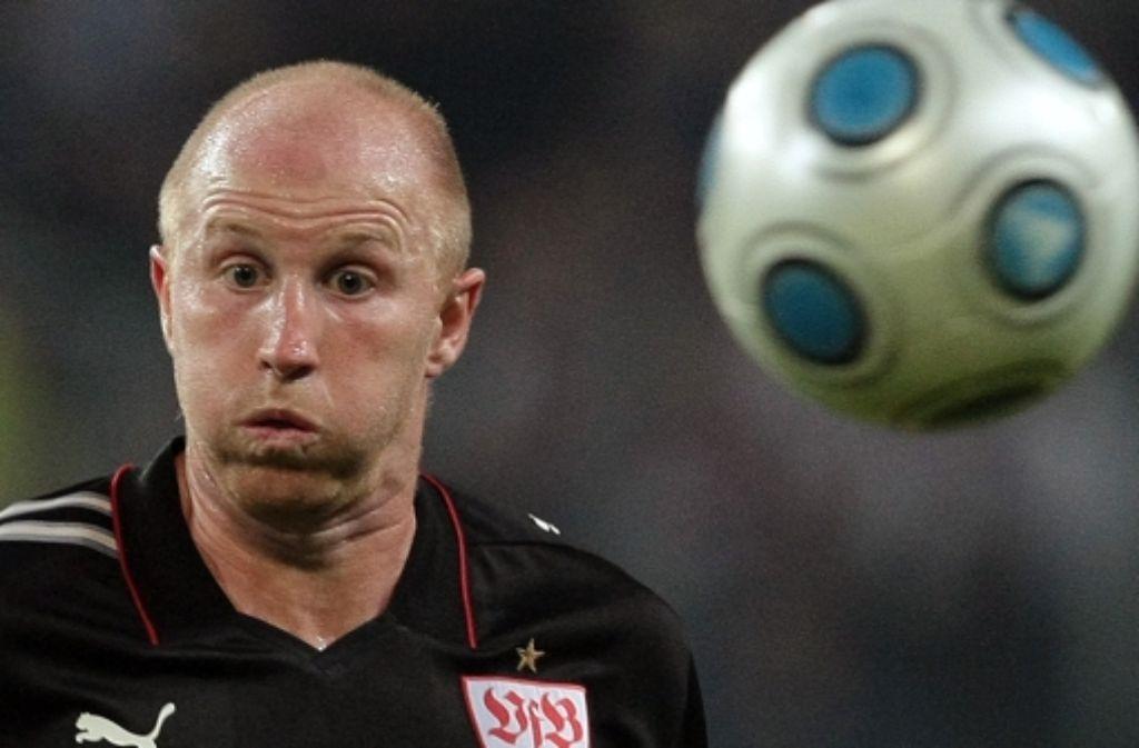 Große Augen, große Pläne: Ludovic Magnin beendet seine Karriere. Foto: Baumann