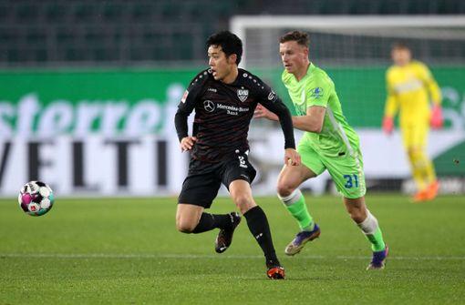 Beim VfL Wolfsburg reicht ein starker Wataru Endo nicht