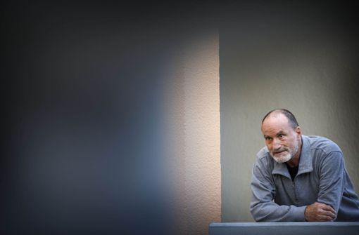Sterbebegleiter Hans Berger hat Humor