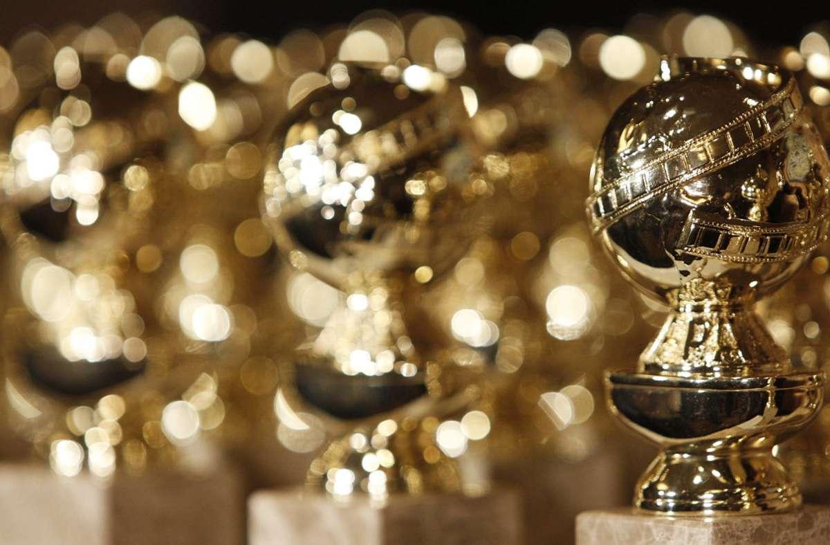 Begehrte Auszeichnungen: Golden Globes Foto: dpa/Matt Sayles
