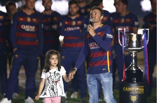 Spaniens Ex-Nationaltrainer trauert um neunjährige Tochter