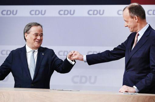 Friedrich Merz ruft CDU-Mitglieder zum Austritt aus Werte-Union auf