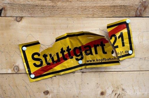 Das Interesse an Stuttgart 21 sinkt