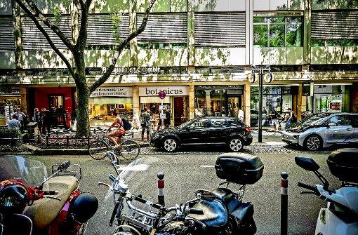 150 Parkplätze im Stadtkern sollen verschwinden
