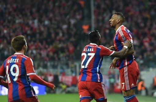 Der FC Bayern führt Donezk vor