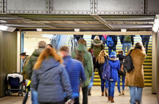 Ludwigsburger Bahnhof soll zweite  Unterführung bekommen