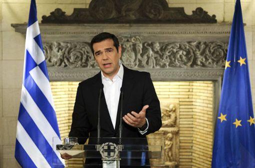 Griechenland bleibt abhängig
