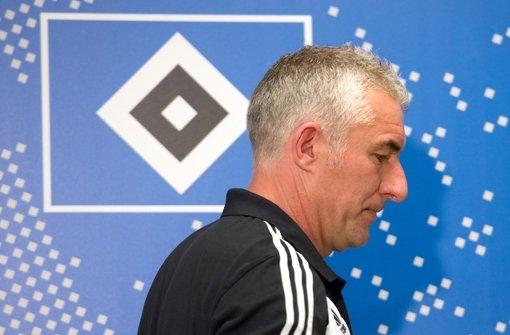 Ex-Trainer Slomka klagt gegen HSV