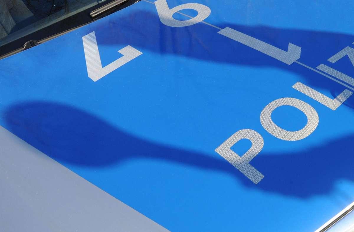 Unfallflucht in Sindelfingen. Die Polizei ermittelt. Foto: dpa/Franziska Kraufmann