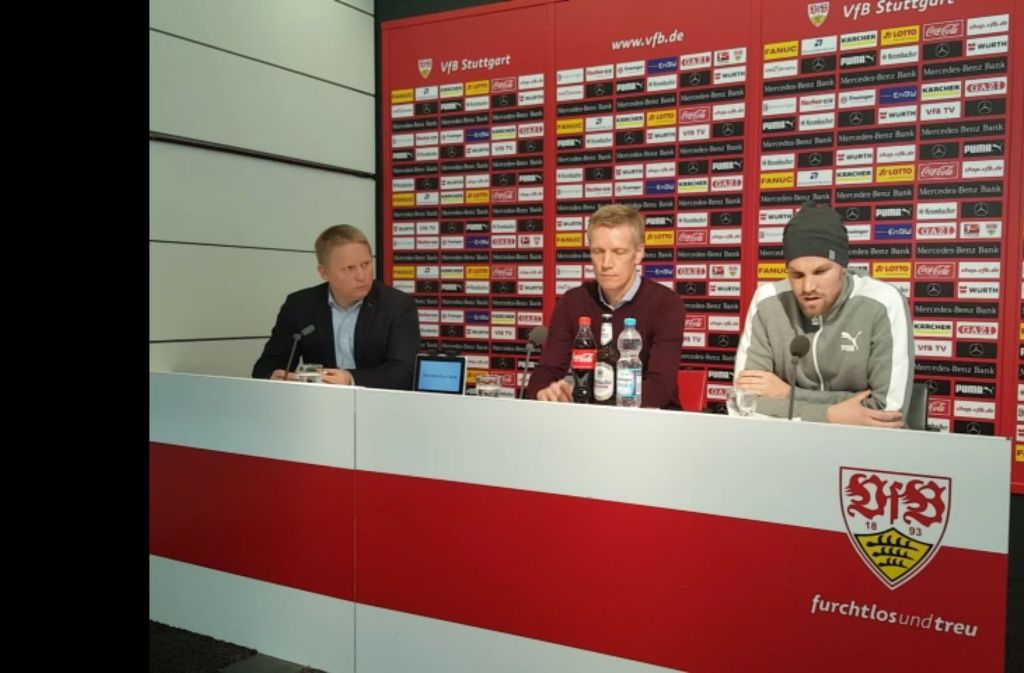 Die Spieltags-Pressekonferenz mit Sportvorstand Jan Schindelmeiser und Kevin Großkreutz im Liveticker. Foto: Pressefoto Baumann