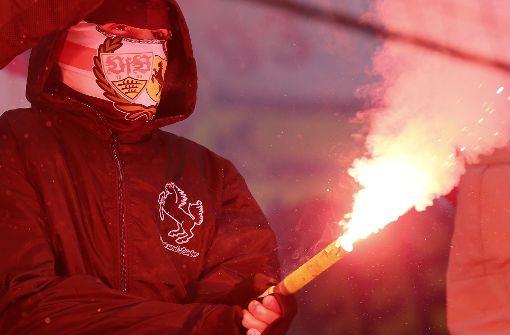 VfB-Stuttgart-Fan muss Geldstrafe zahlen