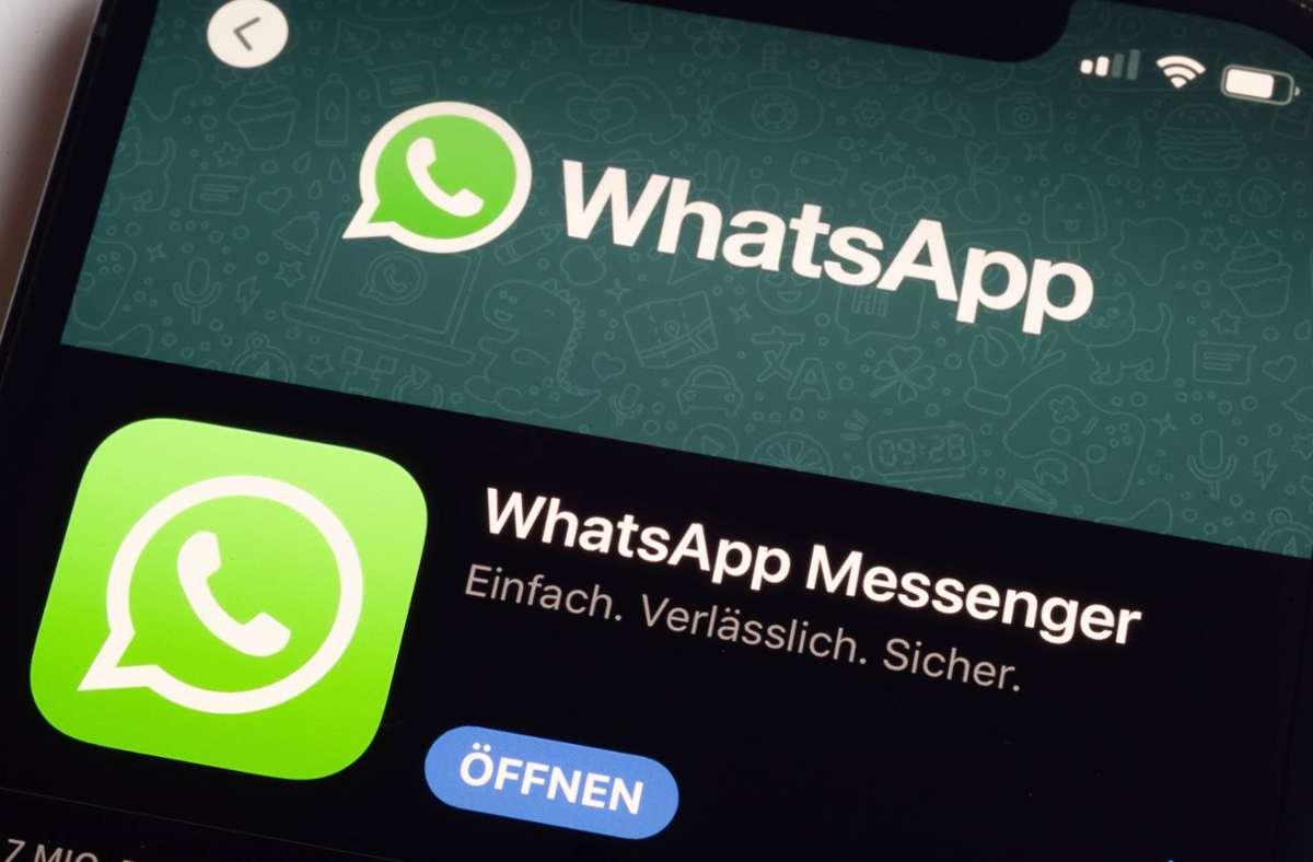 Der WhatsApp-Wurm verbreitet sich seit einigen Monaten über den beliebten Messenger-Dienst. Foto: imago images/Roman Möbius
