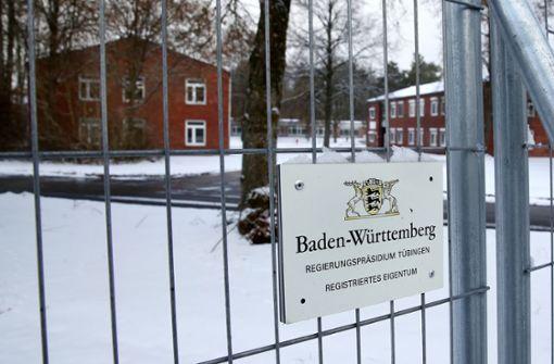 Erstaufnahmestelle in Sigmaringen soll bleiben