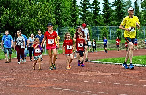 24 Stunden laufen für die Kinderrechte