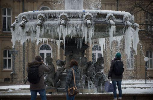Kältewelle kommt auf Deutschland zu