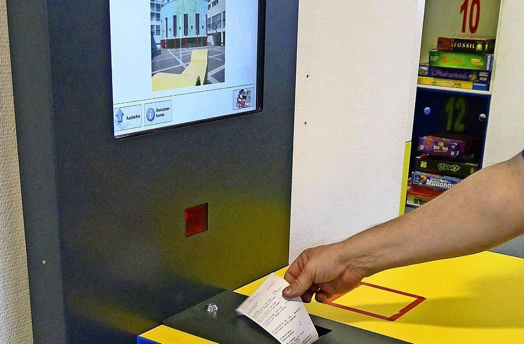Diese Stationen gibt  es bald auch in der Echterdinger und Leinfelder Bücherei. Foto: Sigerist