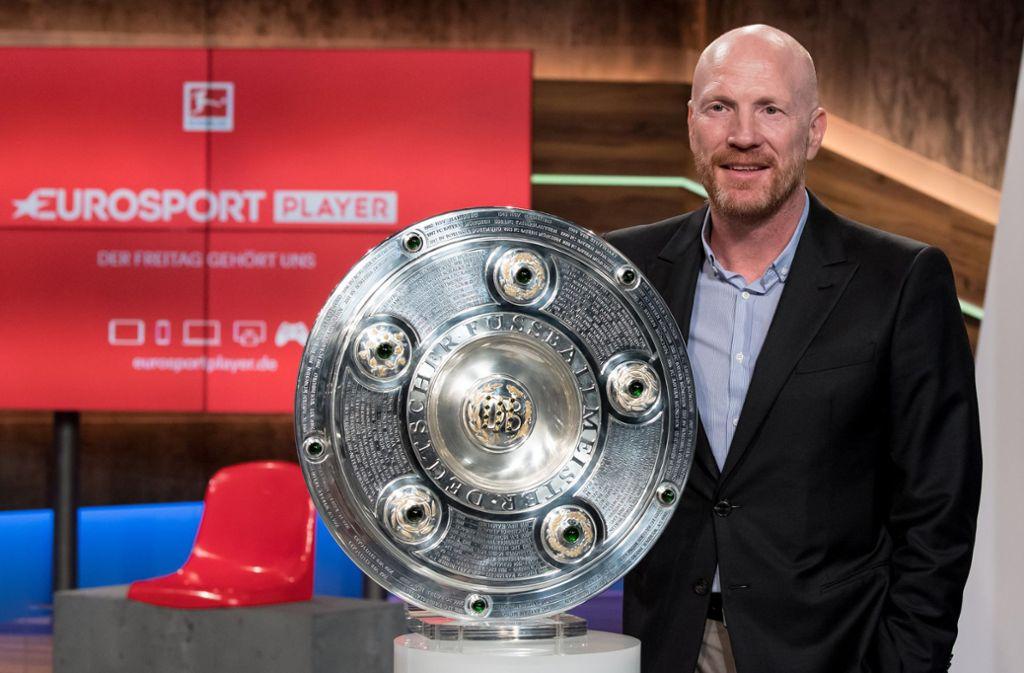 Matthias Sammer war in der vergangenen Saison Experte bei Eurosport. Foto: dpa