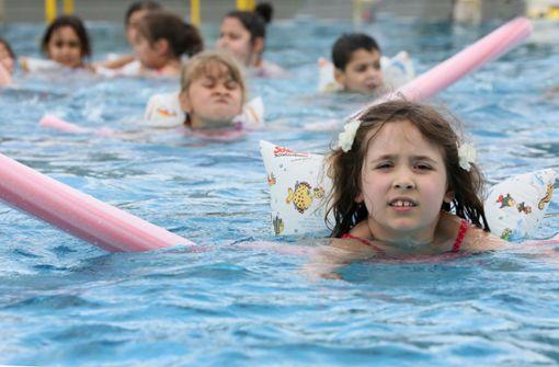 Jede vierte Grundschule kann keinen Schwimmunterricht anbieten