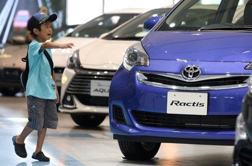 Toyota fährt auf der Erfolgsspur