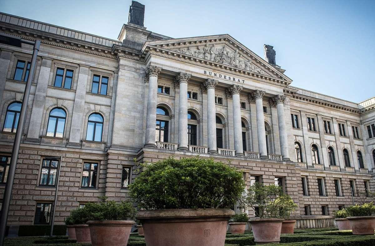 Das Bundesratsgebäude in Berlin. (Archivbild) Foto: obs/BMBF/Hans-Joachim Rickel