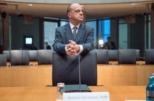 SPD-Fraktion bezahlt Hartmanns Anwalt