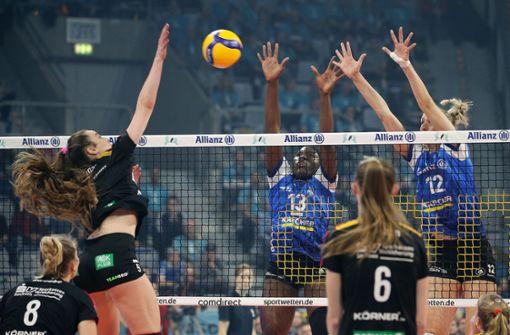 Allianz MTV Stuttgart unterliegt dramatisch im Endspiel