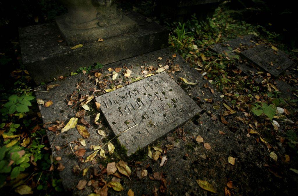 Um Hermann Dreifus' unehelichen Sohn, Walter Müller, und um sein Grab auf dem Waiblinger Friedhof, das inzwischen nicht mehr existiert, hat es vor rund zehn Jahren heftige Diskussionen gegeben. Foto: Stoppel/Archiv