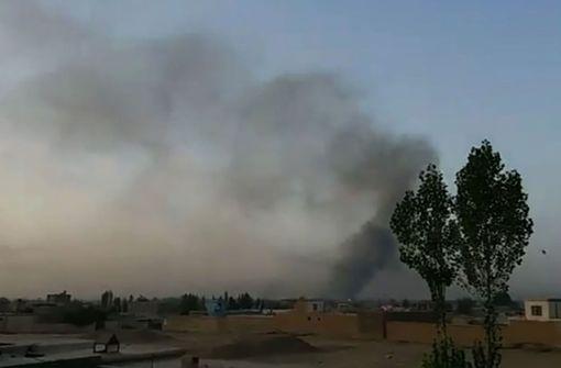 Taliban greifen Gasni an – mehrere Tote