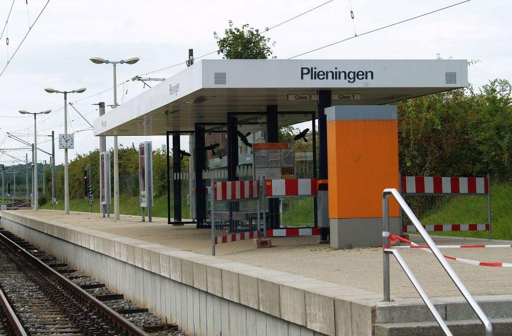 An der Stadtbahn-Haltestelle in Plieningen einsteigen und  direkt bis zum Schlossplatz fahren: Seit Langem erheben  Plieninger Lokalpolitiker diese Forderung. Foto: Rüdiger Ott