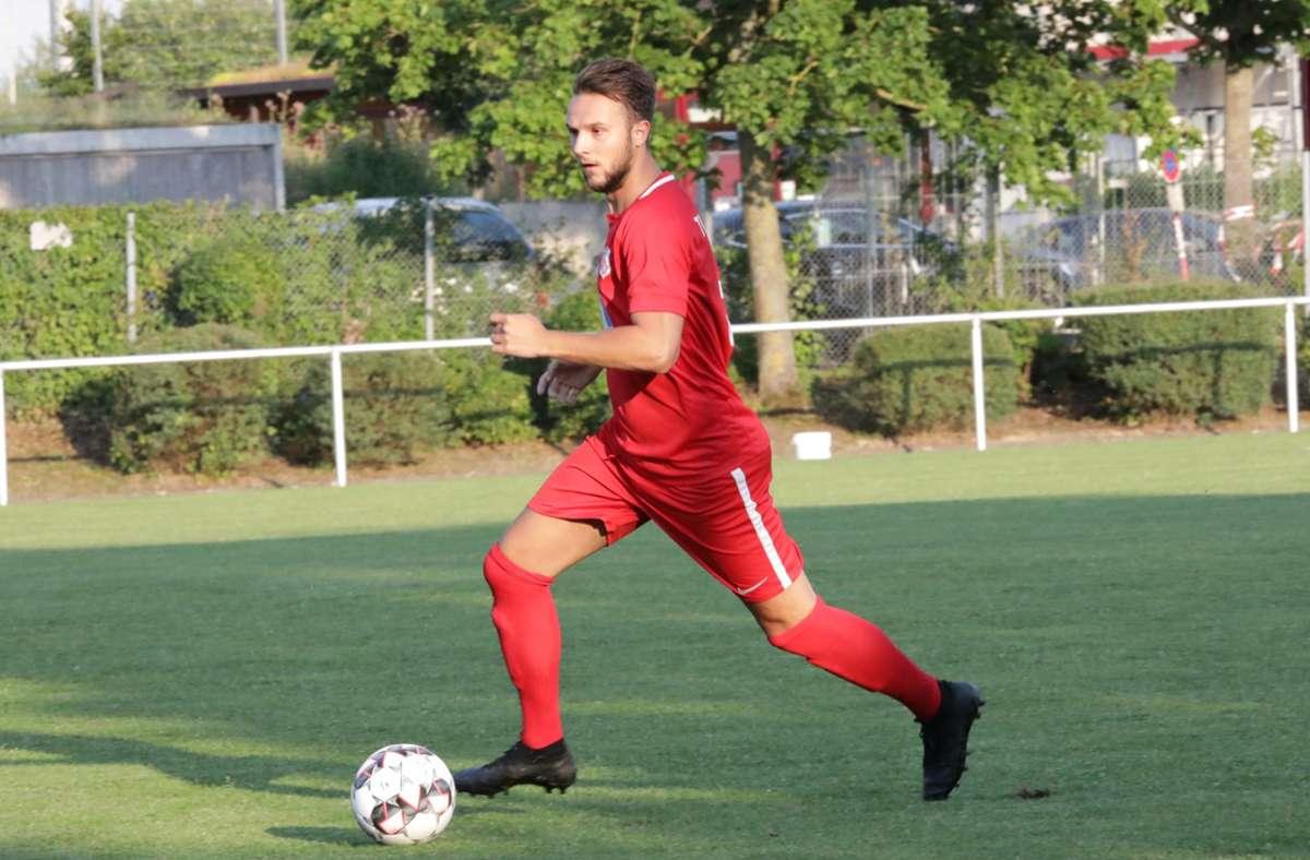 Daniel Juric spielt wieder für Calcio Leinfelden-Echterdingen. Foto: Patricia Sigerist