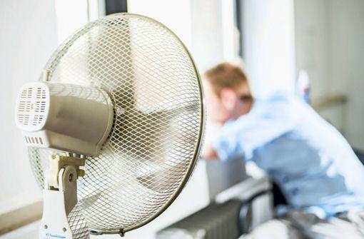 Verbraucher fahren auf Ventilatoren ab