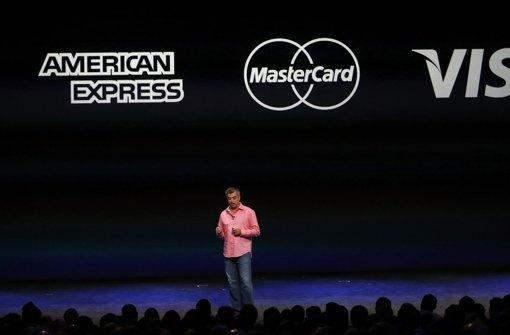 Front gegen iPhone-Bezahldienst