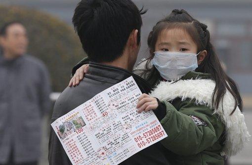 Der Wind bläst den Smog davon