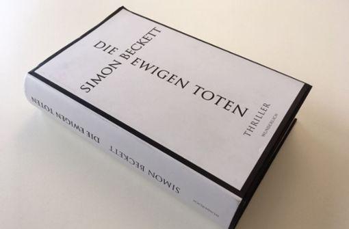 """""""Die ewigen Toten"""" von Simon Beckett"""