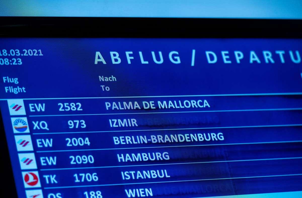 Die Reise nach Mallorca ist weiterhin möglich (Symbolbild). Foto: LICHTGUT/Leif Piechowski/Leif Piechowski