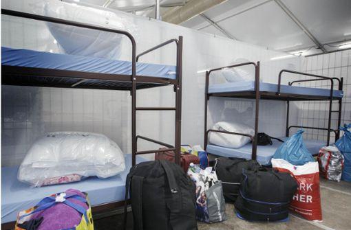 Hilfe  für Asylbewerber