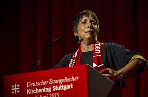 Käßmann rät zum Bruch mit dem System
