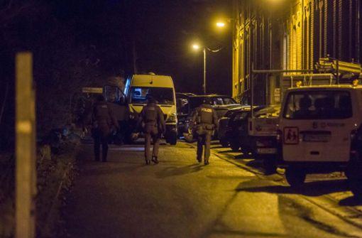 SEK nimmt Verdächtigen in Münster fest