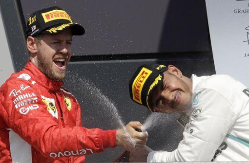 Das sind die Formel-1-Piloten 2019